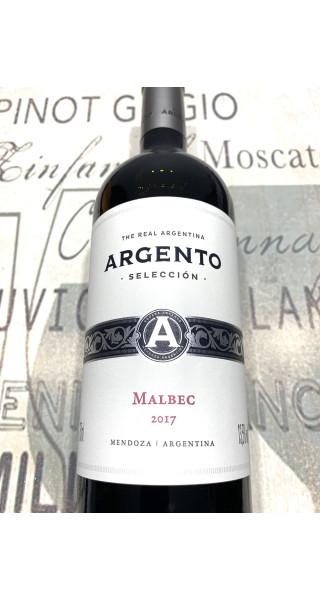 Vinho Argento Sellecion Malbec