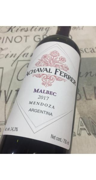 Vinho Achaval Ferrer Mendoza Malbec 2015