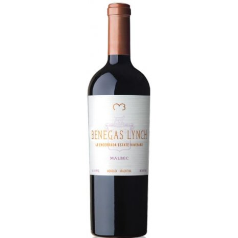 Vinho Benegas Lynch La Encerrada Estate Single Vineyard Malbec