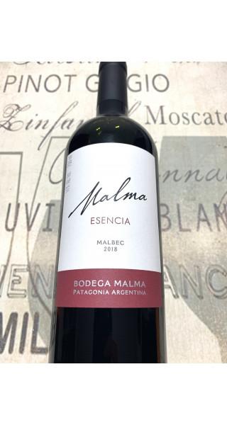 Vinho Malma Esencia Malbec 2018