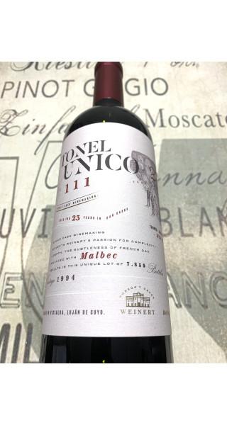 Vinho Weinert Tonel Unico Nº 111 Malbec