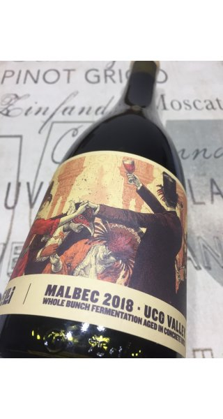 Vinho Matias Riccitelli The Party Malbec