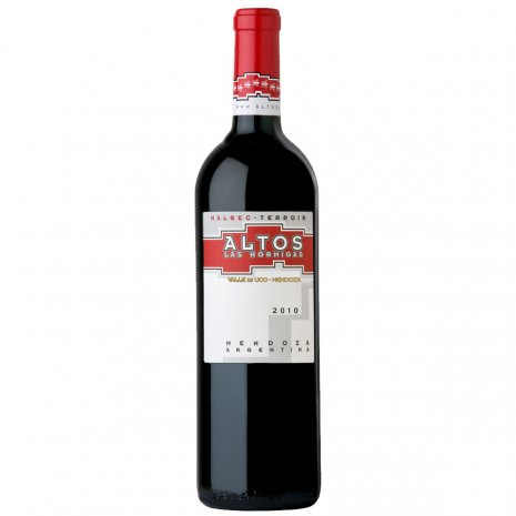 Vinho Altos Las Hormigas Terroir Malbec Valle do Uco