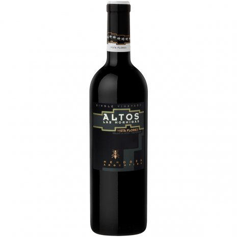 Vinho Altos Las Hormigas Single Vineyard Vista Flores Malbec