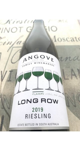 Vinho Angove Long Row Riesling