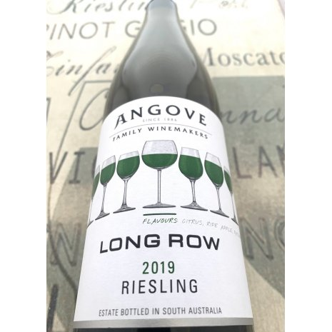 Vinho Angove Long Row Riesling