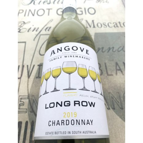 Vinho Angove Long Row Chardonnay