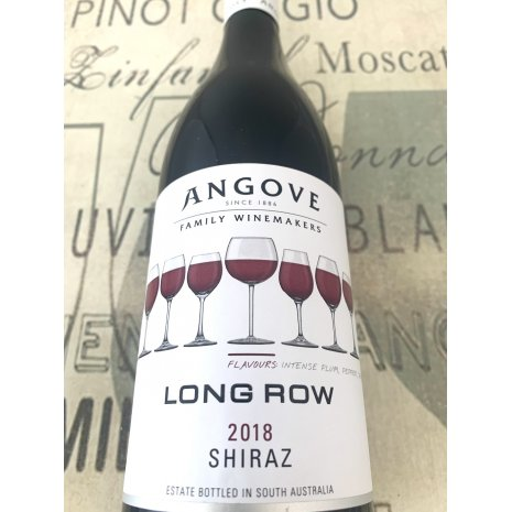 Vinho Angove Long Row Syrah