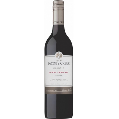 Vinho Jacobs Creek Shiraz Cabernet