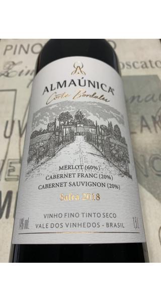 Vinho Almaúnica Corte Bordalês