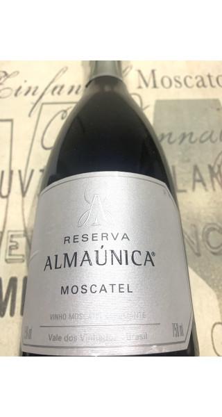 Espumante Almaúnica Moscatel Asti