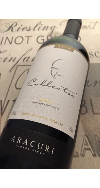 Vinho Aracuri Collector Merlot