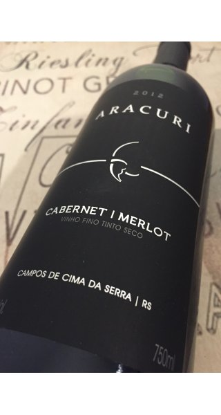 Vinho Aracuri Cabernet|Merlot
