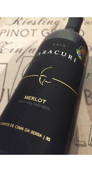 Vinho Aracuri Merlot