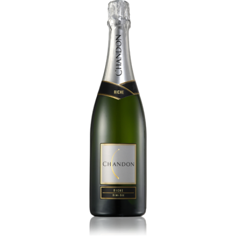 Espumante Chandon Riche Demi- Sec