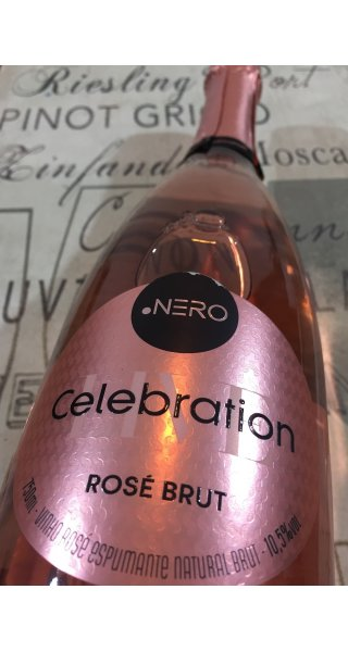 Espumante .Nero LIVE Celebration Rose Brut