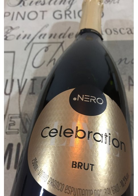 Espumante .Nero Celebration Brut