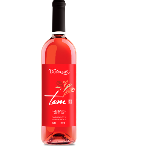 Vinho Dunamis Tom Rose