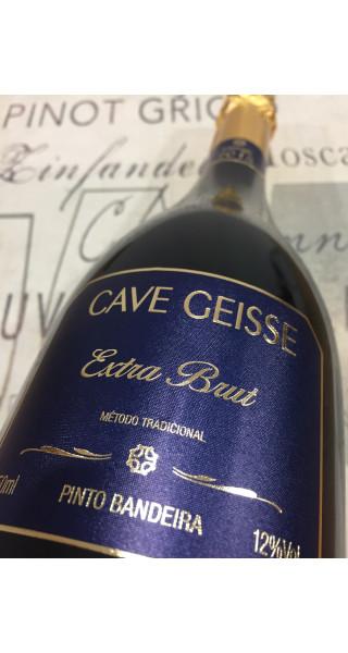 Espumante Cave Geisse Extra-Brut