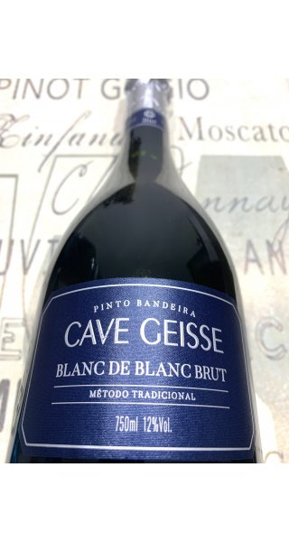 Espumante Cave Geisse Blanc de Blanc Brut