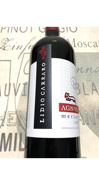 Vinho Lidio Carraro Agnus Merlot