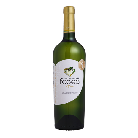 Vinho Lidio Carraro Faces Chardonnay