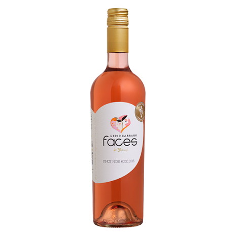 Vinho Lidio Carraro Faces Rosé