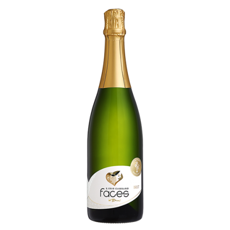 Espumante Lidio Carraro Faces Brut