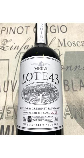 Vinho Miolo Lote 43