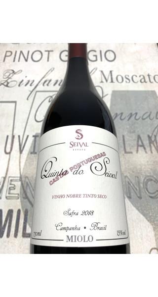 Vinho Miolo Quinta do Seival Castas Portuguesas