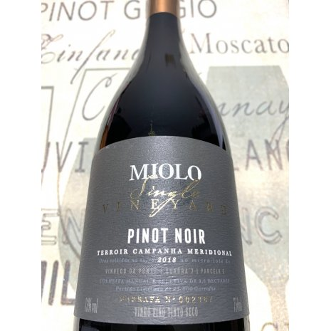 Vinho Miolo Single Vineyard Pinot Noir