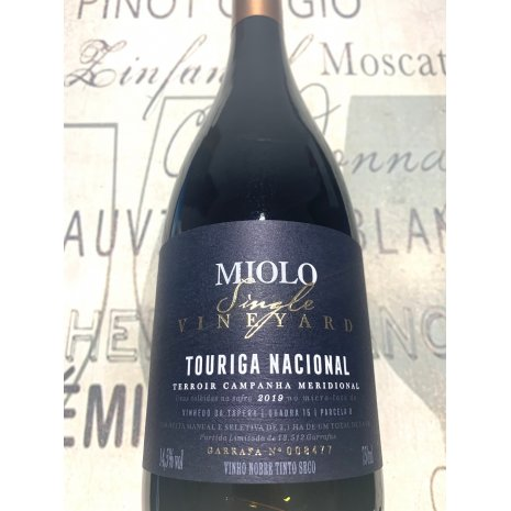 Vinho Miolo Single Vineyard Touriga Nacional