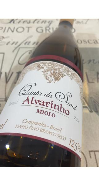 Vinho Miolo Quinta do Seival Alvarinho