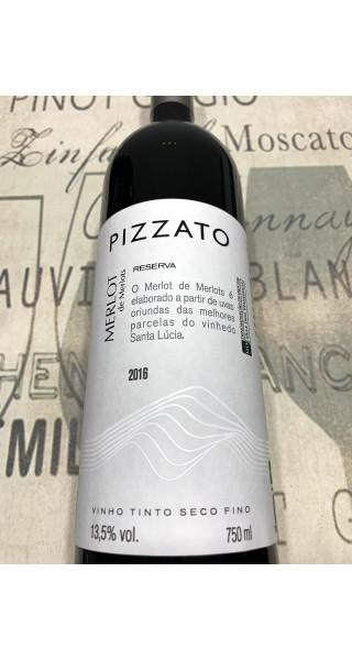 Vinho Pizzato Reserva Merlot