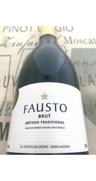 Espumante Pizzato Fausto Brut Tradicional