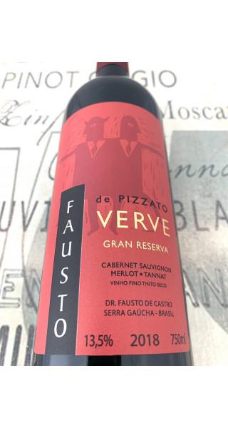 Vinho Pizzato Fausto Verve Gran Reserva