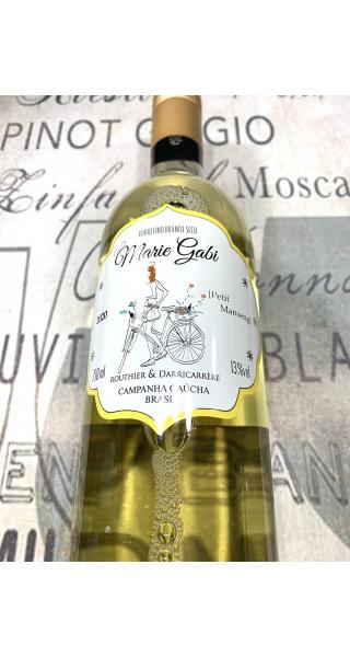 Vinho Província de São Pedro Marie Gabi Branco
