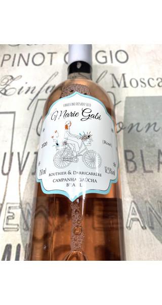 Vinho Província de São Pedro Marie Gabi Rosé