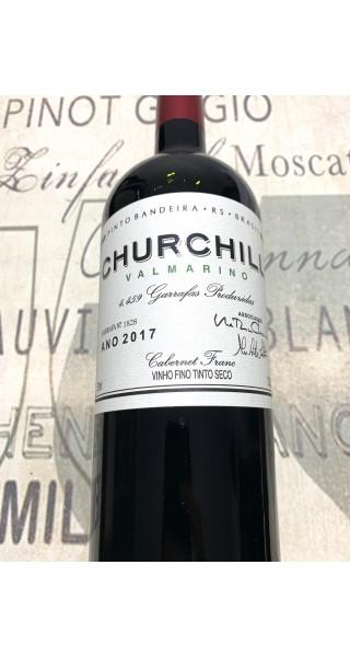 Vinho Valmarino Cabernet Franc Churchill 2017