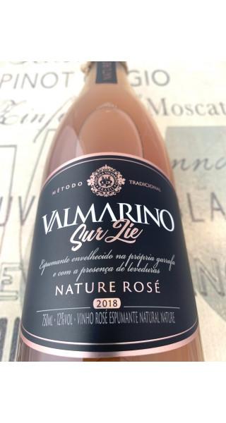 Espumante Valmarino Nature Sur Lie Rosé