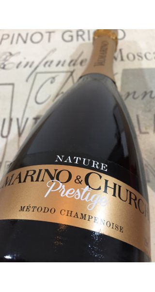 Espumante Nature Prestige Valmarino & Churchill