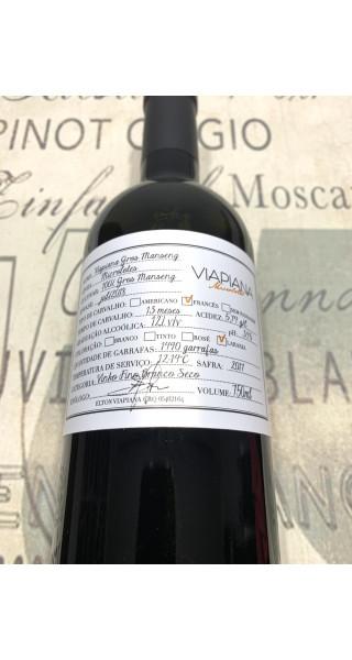 Vinho Viapiana Microlote Gros Manseng
