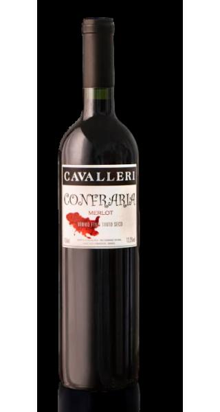 Vinho Cavalleri Confraria Merlot