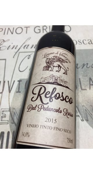 Vinho Leone di Venezia Refosco dal Peduncolo Rosso