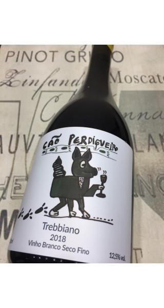 Vinho Cão Perdigueiro Trebbiano