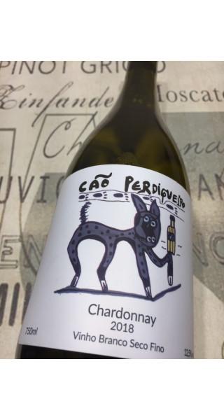 Vinho Cão Perdigueiro Chadonnay