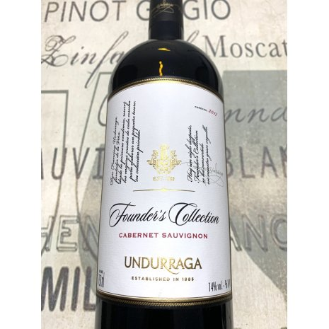 Vinho Undurraga Founder's Collection Cabernet Sauvignon