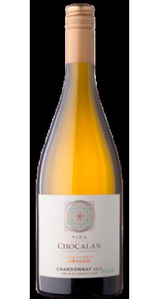 Vinho Chocalan Gran Reserva Origen Chardonnay