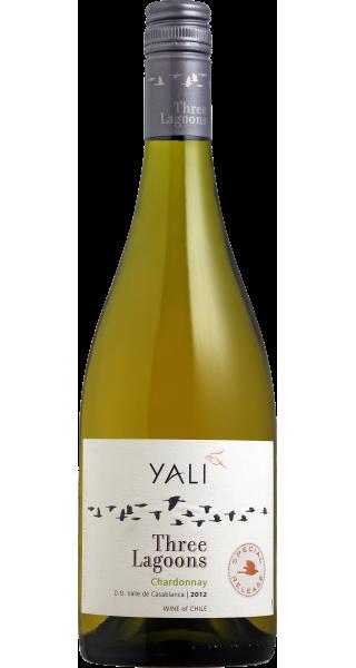 Vinho Yali Three Lagoons Chardonnay