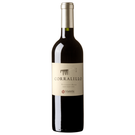 Vinho Matetic Corralillo Winemaker´S Blend